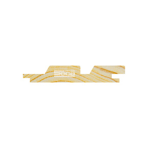 Thermoborovice  24x140 mm SECA profil ''2RHOM'' AB